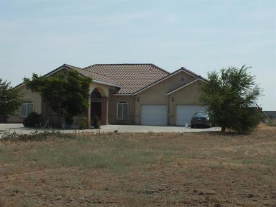 Madera Single Family Home For Sale: 21361 Steward Road