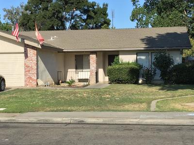 Selma Single Family Home For Sale: 3211 Mulberry Street