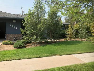 Single Family Home For Sale: 3482 E Lansing Way