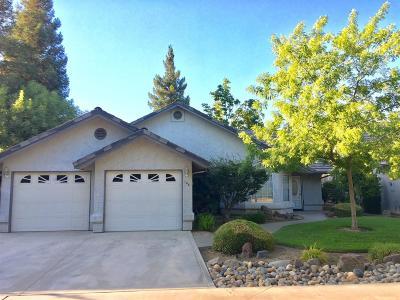 Kingsburg CA Single Family Home For Sale: $285,000