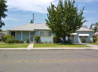 Selma, Kingsburg Single Family Home For Sale: 1350 Stillman Street