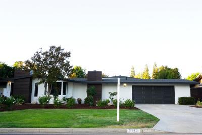 Fresno CA Single Family Home For Sale: $724,999