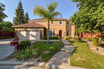 Clovis Single Family Home For Sale: 11086 E Le Conte Pass Court