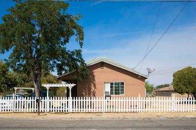 Madera Single Family Home For Sale: 405 Vineyard Avenue