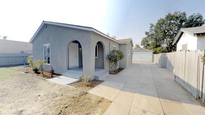 Fresno Single Family Home For Sale: 1723 E Yale Avenue