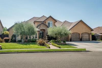 Fresno Single Family Home For Sale: 10818 N Sierra Vista Avenue