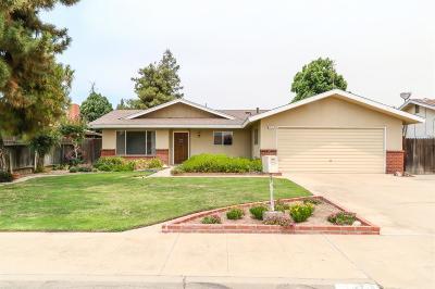 Selma, Kingsburg Single Family Home For Sale: 2416 Goldridge Street