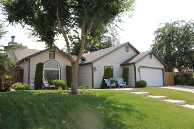 Selma Single Family Home For Sale: 2851 Hillcrest Street