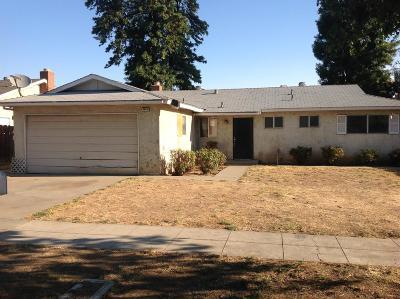 Fresno County Single Family Home For Sale: 3410 W Mesa