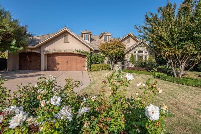 Clovis Single Family Home For Sale: 3350 E Via Montiano Avenue