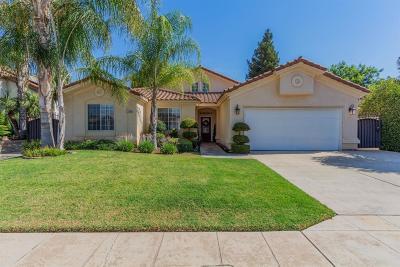 Fresno Single Family Home For Sale: 5606 W Bedford Avenue