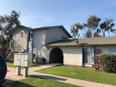 Fresno Multi Family Home For Sale: 1223 N Sylmar Avenue