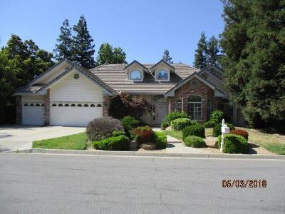 Fresno County Single Family Home For Sale: 4964 W Minarets Avenue