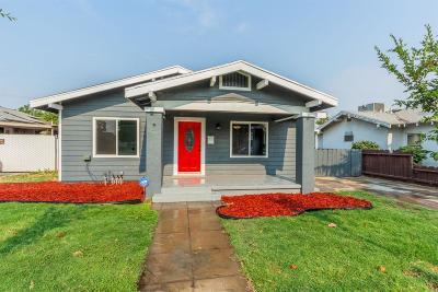 Fresno Single Family Home For Sale: 1024 N Fruit Avenue
