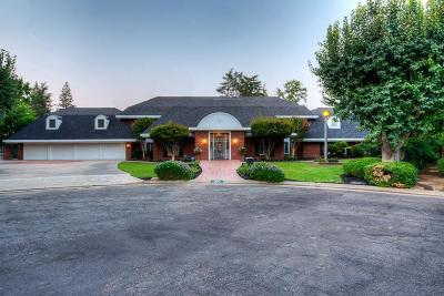 Single Family Home For Sale: 2120 W San Ramon Avenue