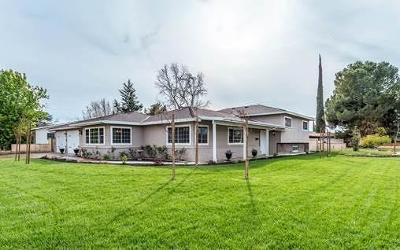 Madera Single Family Home For Sale: 1900 Sunset Avenue