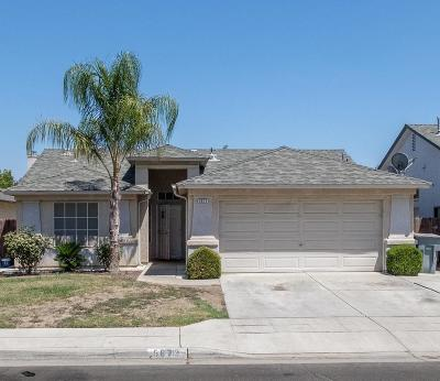 Fresno CA Single Family Home For Sale: $249,500