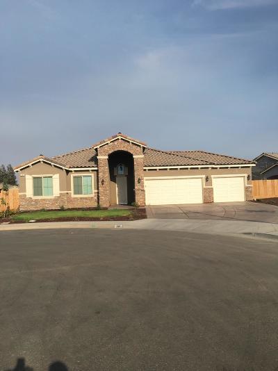 Kerman Single Family Home For Sale: 895 South Susan Avenue