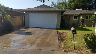 Sanger Single Family Home For Sale: 755 11th