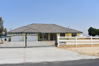 Madera Single Family Home For Sale: 36177 Blanca Avenue