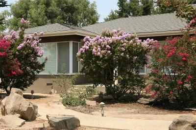 kingsburg Single Family Home For Sale: 6384 Chico Avenue