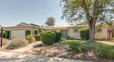 Clovis Single Family Home For Sale: 911 Stanford Avenue