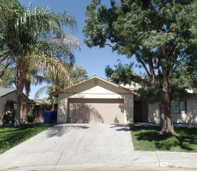 Coalinga Single Family Home For Sale: 396 Coyote Springs Court