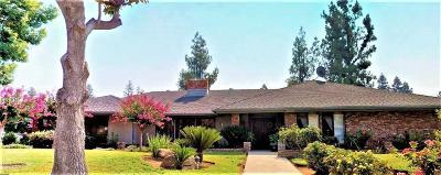 Fresno Single Family Home For Sale: 7262 N Ila Avenue