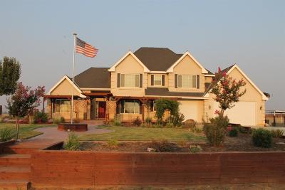 Madera Single Family Home For Sale: 21197 Steward Road