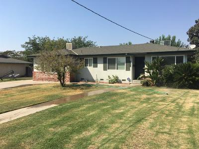 Sanger Single Family Home For Sale: 349 O Street