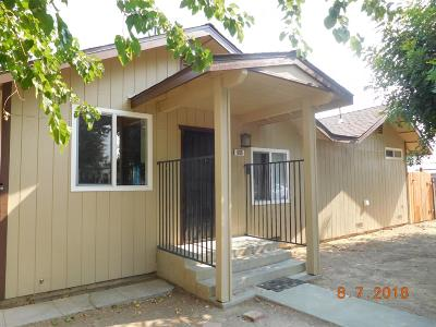 Coalinga Multi Family Home For Sale: 252 S Garfield Street