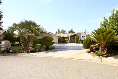 Fresno Single Family Home For Sale: 8285 E Sanders Court