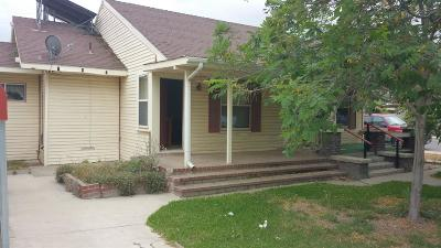 Hanford Single Family Home For Sale: 1301 N Harris Street