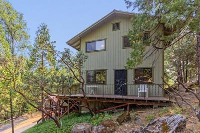 Bass Lake Single Family Home For Sale: 39159 Ski Slope Drive Drive