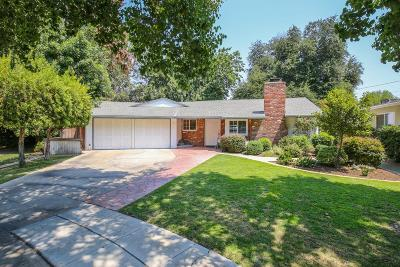 Fresno CA Single Family Home For Sale: $248,900