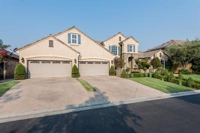 Fresno Single Family Home For Sale: 10643 N Old Course Drive