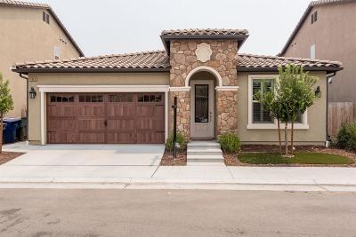 Fresno Single Family Home For Sale: 11654 N Bella Vita Avenue