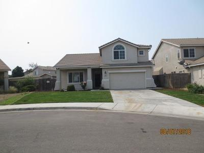 Madera Single Family Home For Sale: 2794 Peanut Court