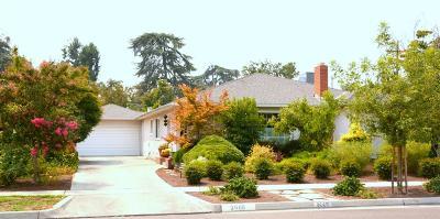 Fresno Single Family Home For Sale: 3665 N Bond Avenue