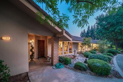 Clovis Single Family Home For Sale: 7769 E Paul Avenue