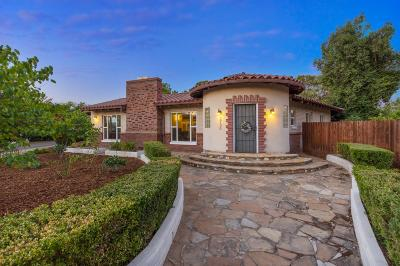 Fresno Single Family Home For Sale: 5730 E Park Circle Drive