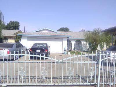 Fresno Single Family Home For Sale: 2341 S Martin L King Jr Boulevard
