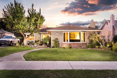Single Family Home For Sale: 1555 N Arthur Avenue