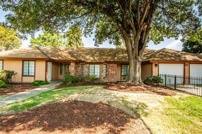 Clovis Single Family Home For Sale: 745 W Bullard Avenue