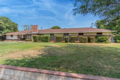 Fresno Single Family Home For Sale: 5895 E Park Circle Drive