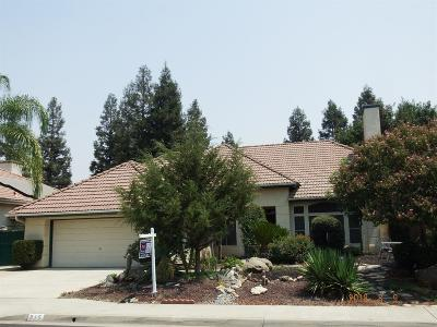 Clovis Single Family Home For Sale: 815 Carolina Avenue
