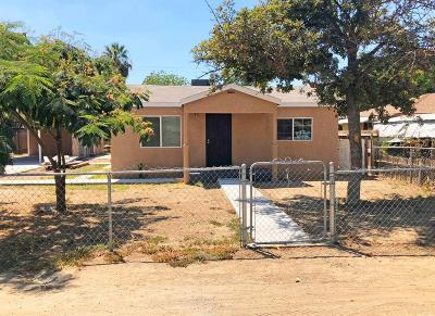 Hanford Single Family Home For Sale: 9976 Sierra Drive