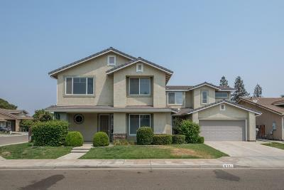Fresno Single Family Home For Sale: 5761 E Laurite Avenue