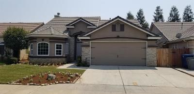 Fresno Single Family Home For Sale: 2653 E Plymouth Way