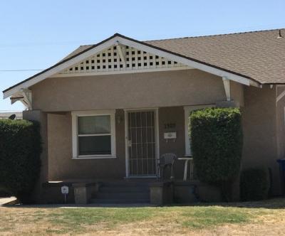 Fresno Single Family Home For Sale: 1409 N Roosevelt Avenue